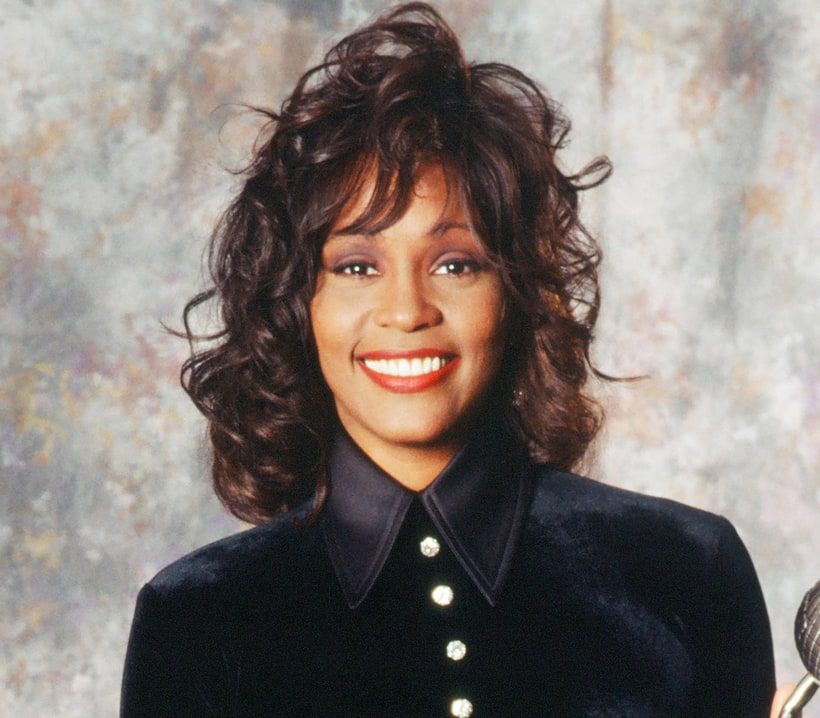 Whitney houston death date in Auckland