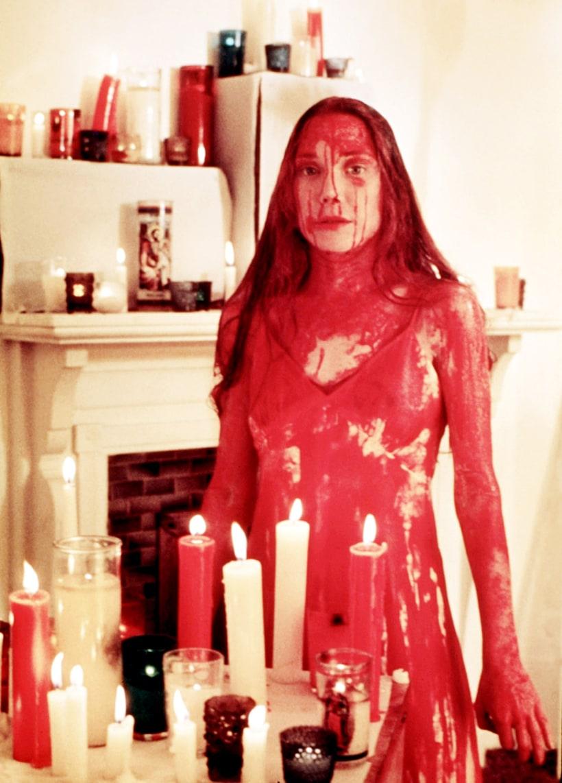 Sissy Spacek Horror Movie Stars Then And Now Us Weekly