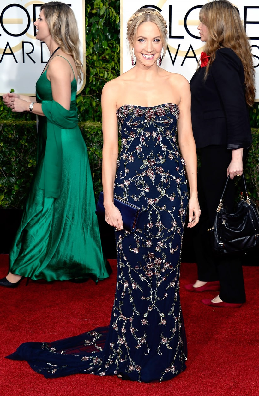 Joanne Froggatt Golden Globes 2015 Red Carpet Fashion