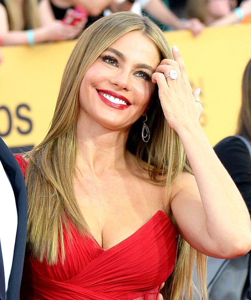 Sofia Vergara Wedding Ring: Best Celebrity Engagement Rings Of All