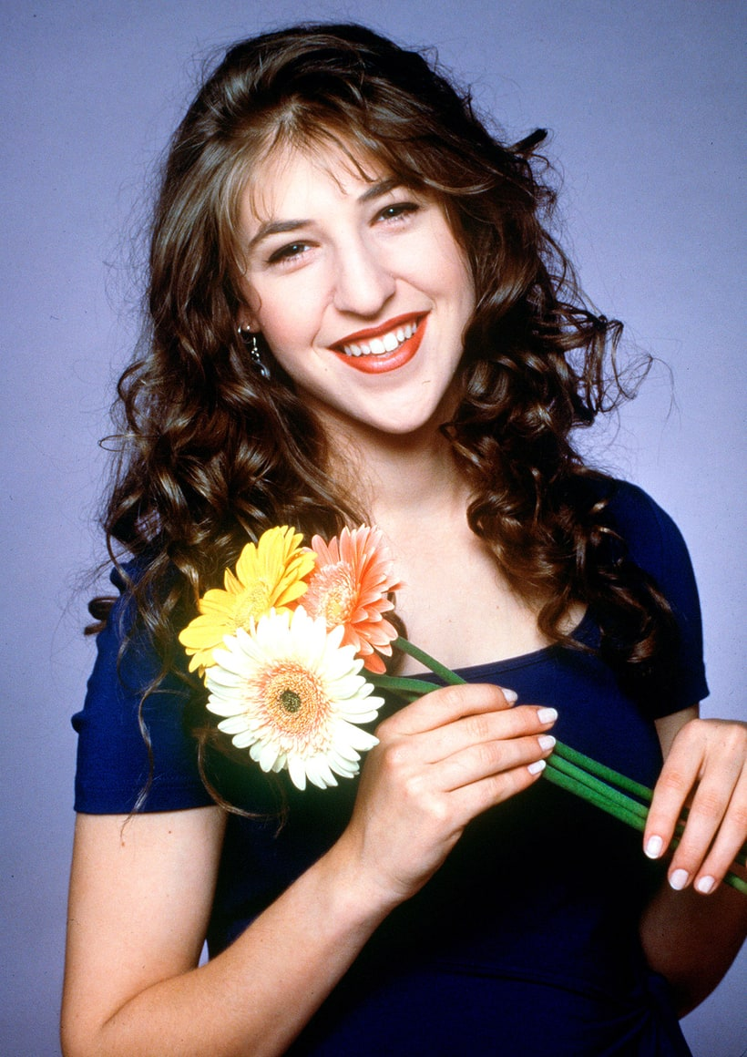 mayim bialik then 90s tv stars then amp now us weekly