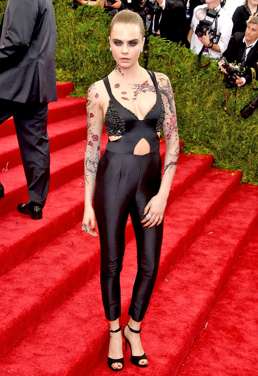Peep toe heels celebrity tattoos