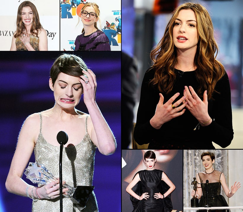 Anne Hathaway Quotes: Anne Hathaway's Wildest Quotes