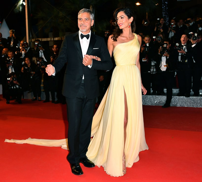 Best Dressed Celebrity Couples on Red Carpet: Photos