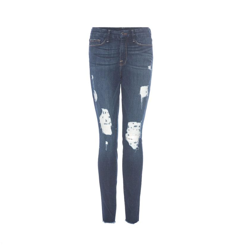 Good Legs Destroyed Skinny Jeans