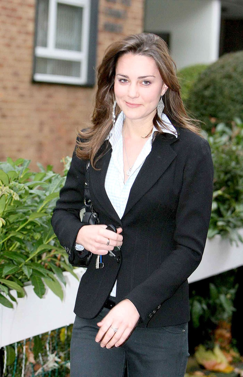 2006 Kate Middleton How Her Face Has Changed Us Weekly