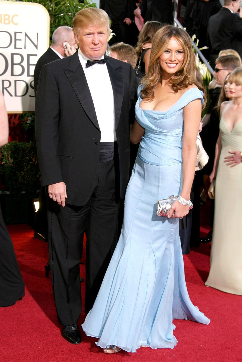 January 2007 See Melania Trump S Style Evolution From