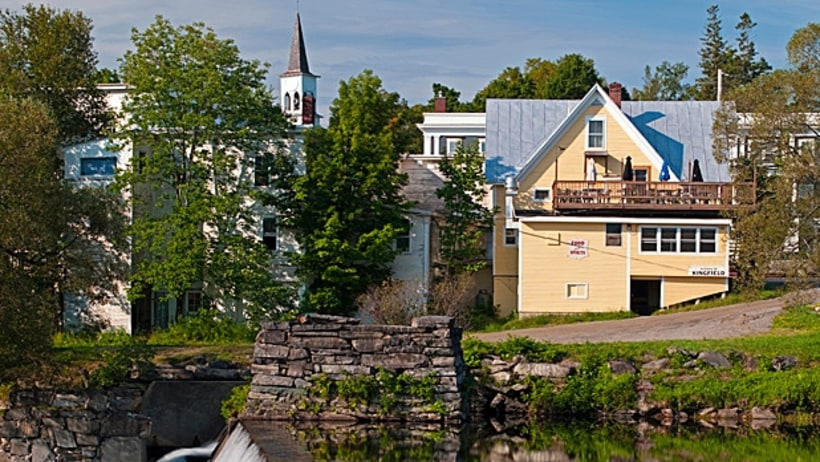 Kingfield Maine 10 Great Small Towns To Visit In 2014