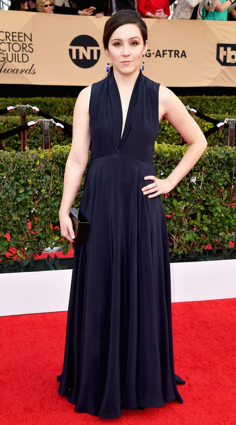 SHANNON WOODWARD at Westworld Season 2 Premiere in Los