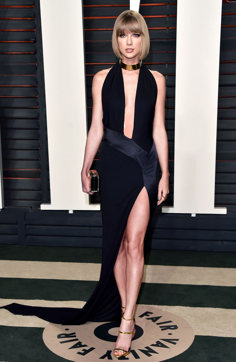 Taylor Swift Oscars 2016 Afterparty Fashion Best Dressed Stars Us Weekly