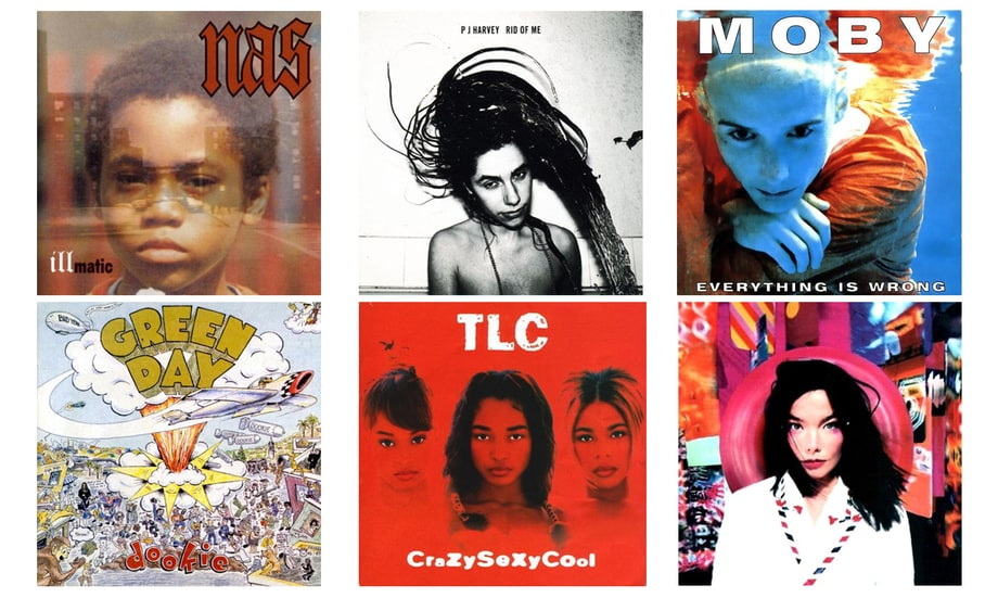 100 Best Albums of the '90s