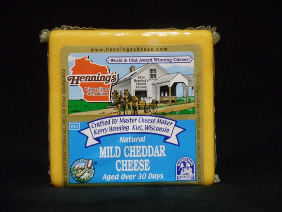hennings cheese
