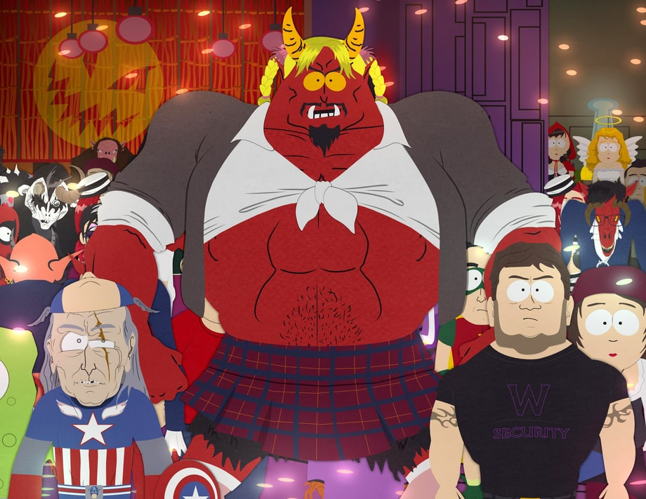 Satan Throws a Fit at His Super Sweet 16 Party (Season 10, Episode 11)