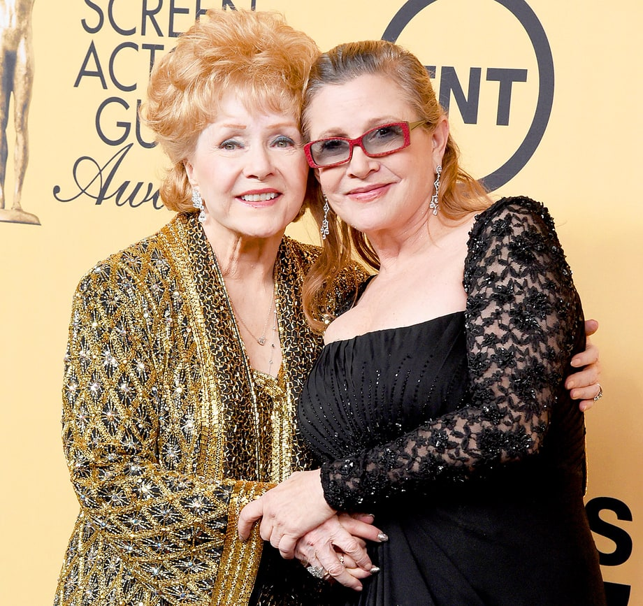 Image result for debbie reynolds 2014