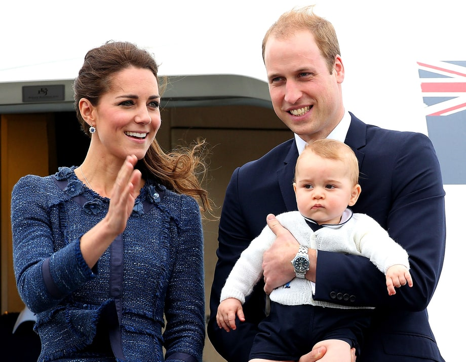 Prince William And Catherine Baby Girl