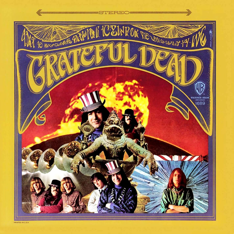 The Grateful Dead The Grateful Dead 50 Essential