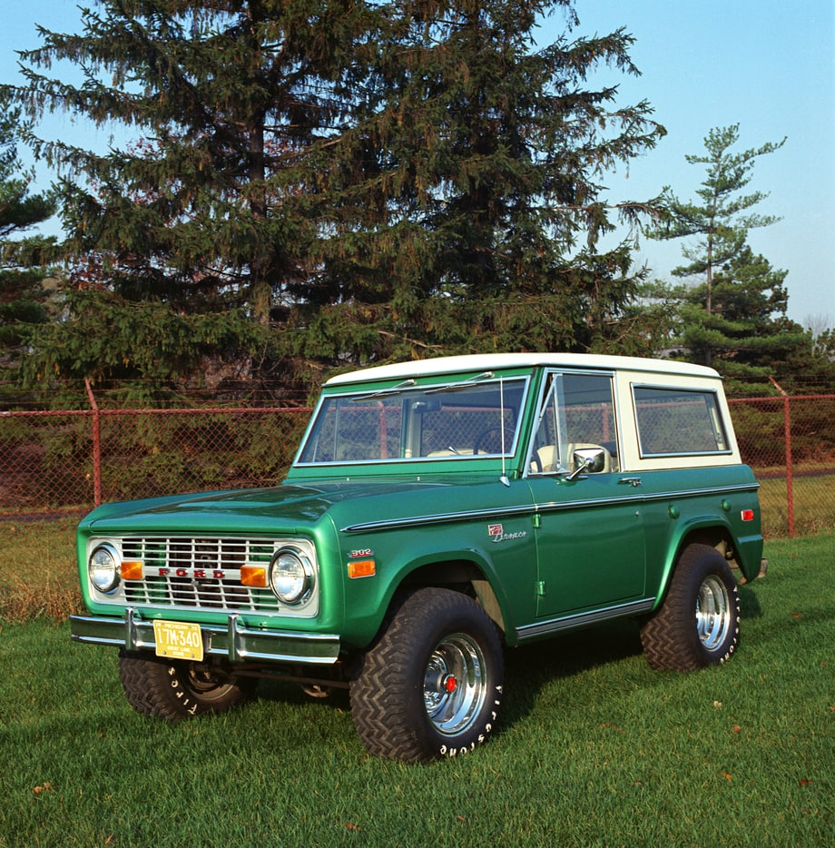 First Generation (1966-1977): The Original Icon