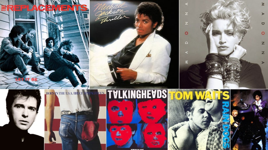 100 best albums of the eighties rolling stone for Classic house albums 90s