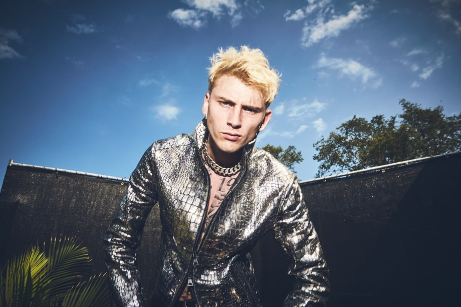 Machine Gun Kelly See The Best Photos From Lollapalooza
