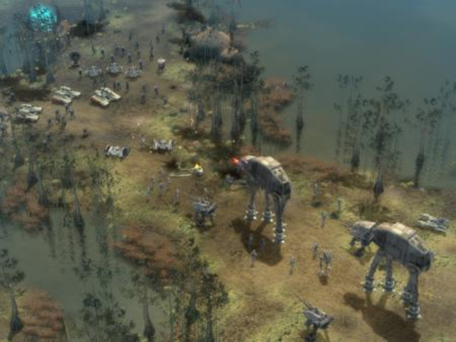 Finally, the 'Star Wars' RTS we'd been waiting for