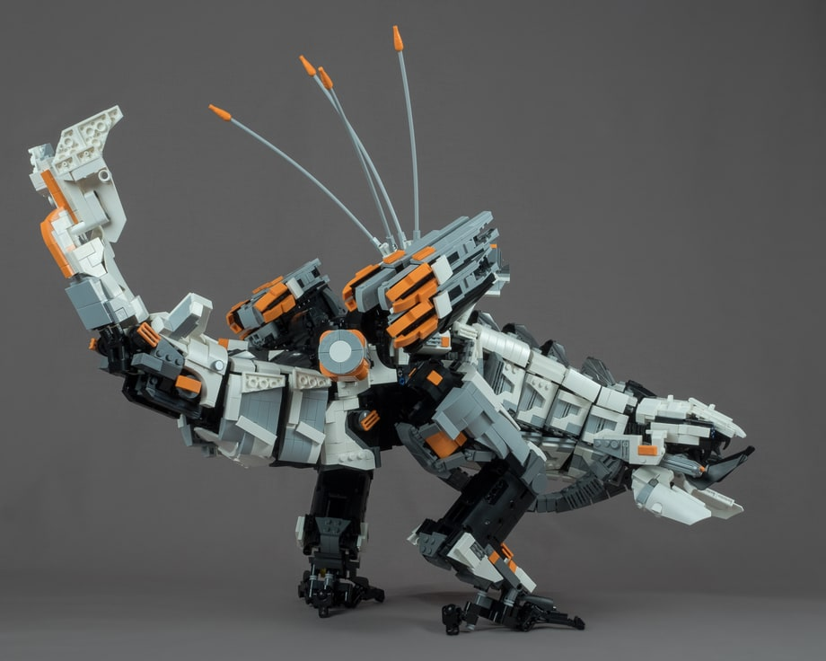 Expect more 'Horizon Zero Dawn' Lego soon