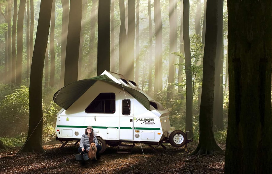 Aliner Ranger 10 | Adventure in Tow: 5 Lightweight Campers ...