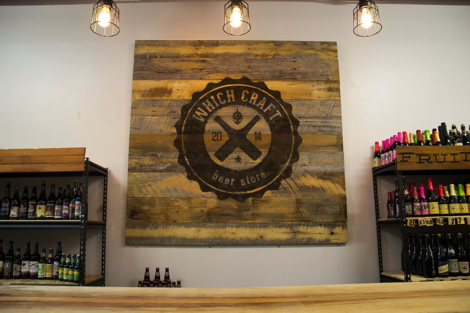 Texas: WhichCraft Beer Store (Austin)