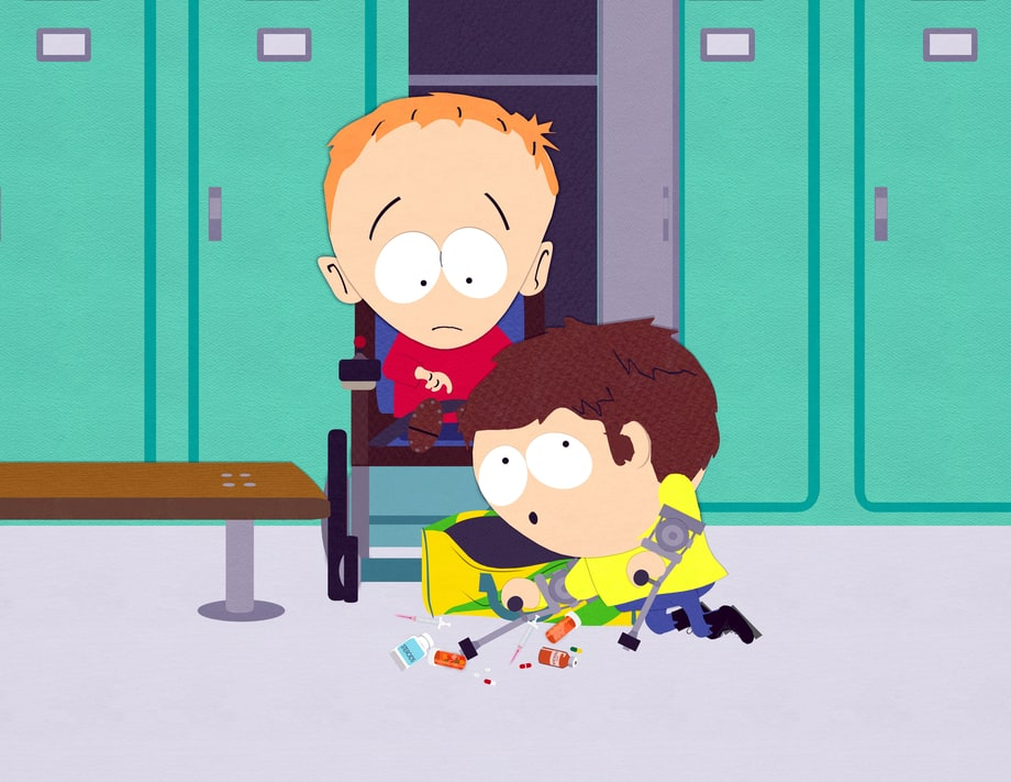 Cartman Wins the Special Olympics (Season 8, Episode 2)
