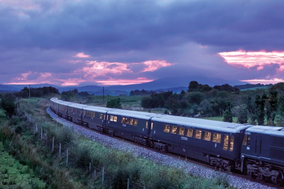 Why Your Next Family Vacation Should Be On a Train
