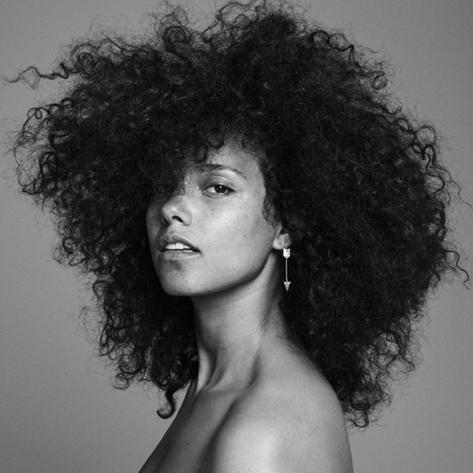 Alicia Keys, 'Here'