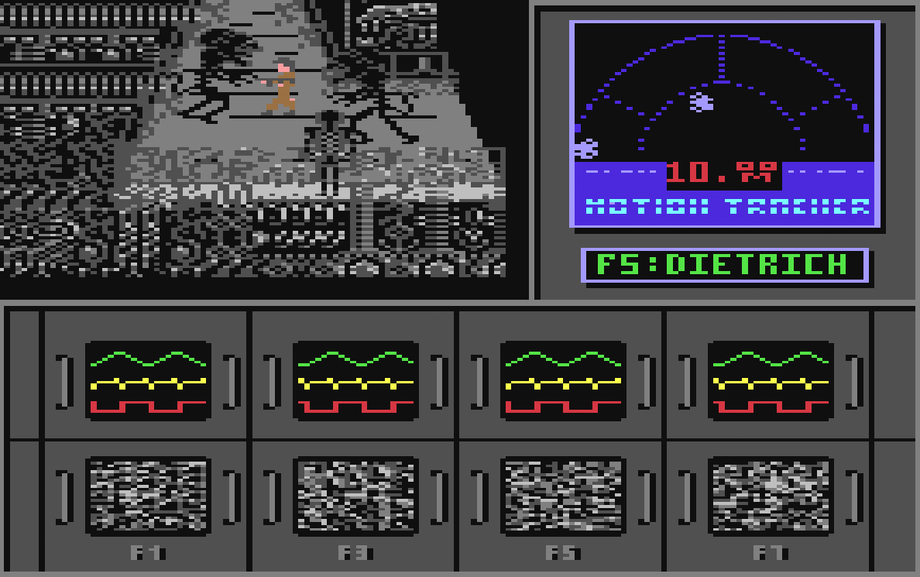 Aliens: The Computer Game (1987)
