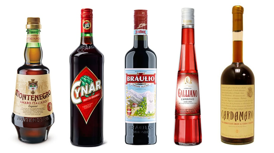 Campari to Cardamaro, Ranking Amaro From Sweet to Bitter
