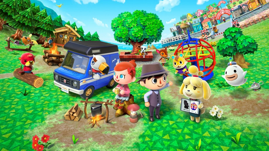 Animal Crossing Village