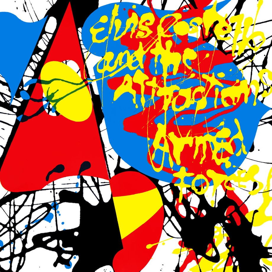 Elvis Costello and the Attractions, 'Armed Forces'