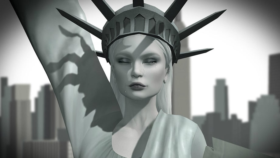 Meet the Avatars Against Trump in 'Second Life'