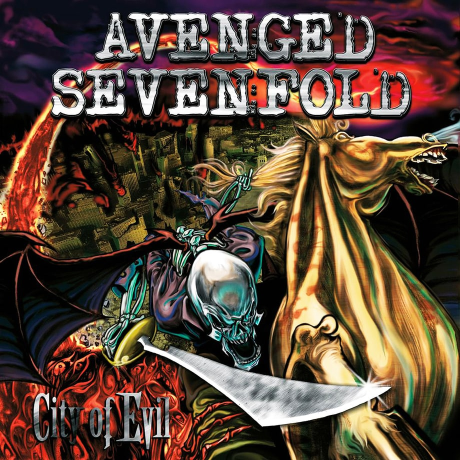 Avenged Sevenfold, 'City of Evil' (2005)