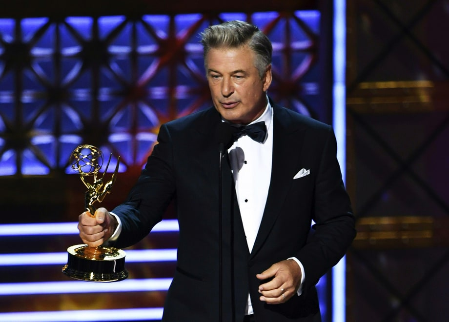 Worst: Alec Baldwin Winning for His Trump Impersonation