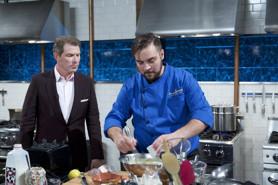 Thurs 10/20: Chopped: Beat Bobby Flay (Food Network)