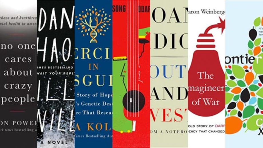The 7 Best Books of March