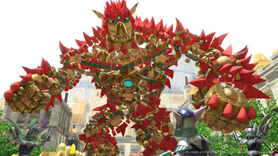 5 Things We Learned Playing 'Knack 2' With Mark Cerny