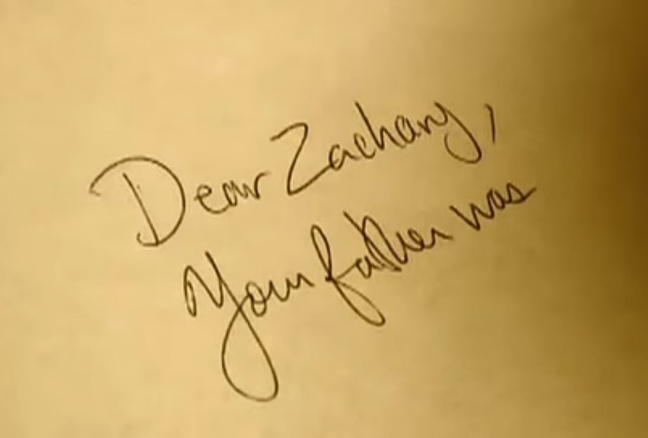 Dear Zachary: A Letter to a Son About His Father (2008)