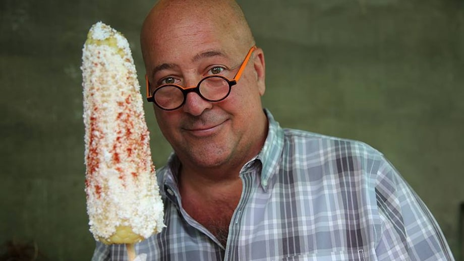 Tuesday 10/4: 'Bizarre Foods: Delicious Destinations' (Travel Channel)