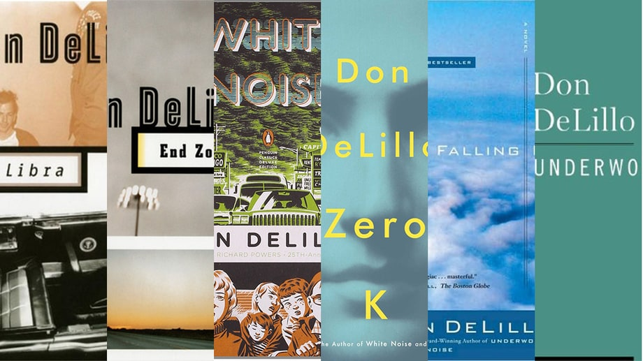 A Beginner's Guide to Reading Don DeLillo