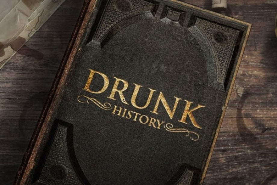 Tues 9/27: Drunk History (Comedy Central)