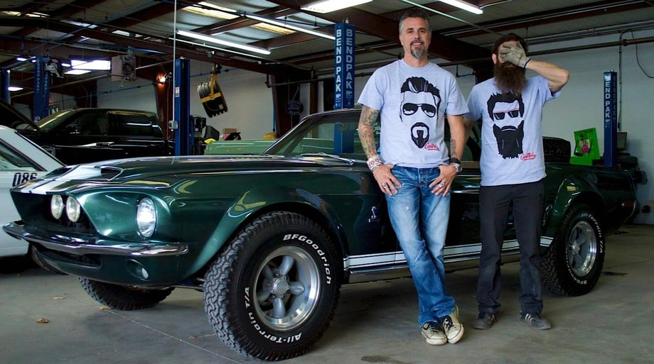 Mon 1/30: Fast N' Loud: Revved Up (Discovery)