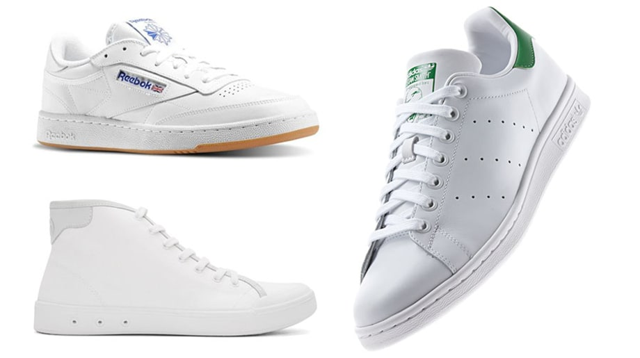10 White Sneakers You Should Be Wearing Right Now