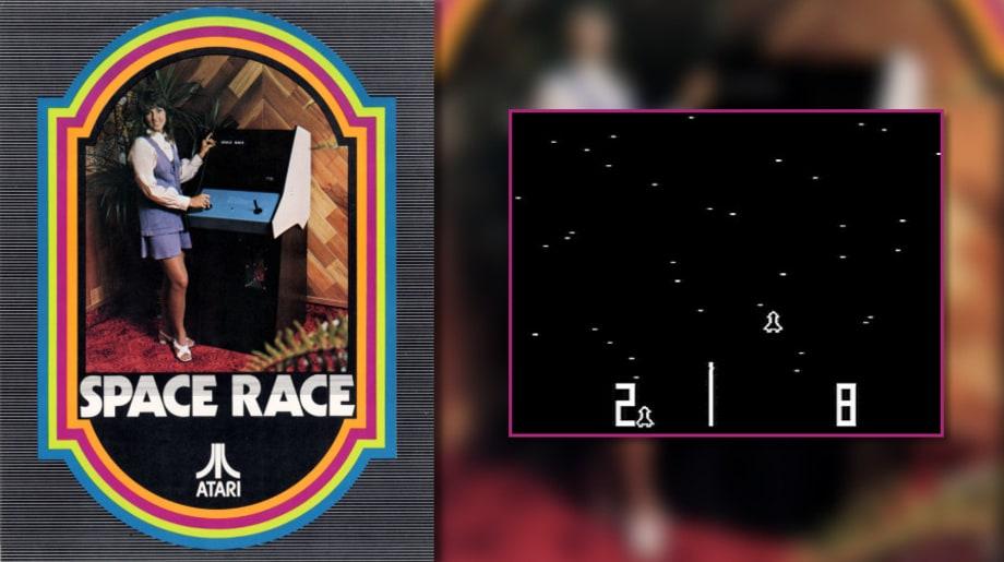 Space Race Atari S Forgotten Arcade Classics Rolling Stone