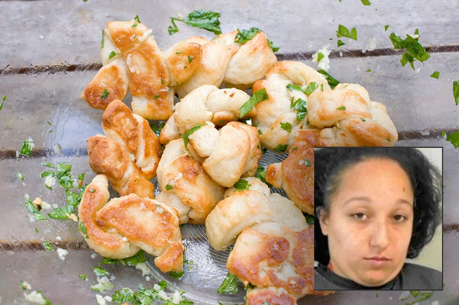 Florida Woman Starts Brawl Over Cheese on Garlic Knots