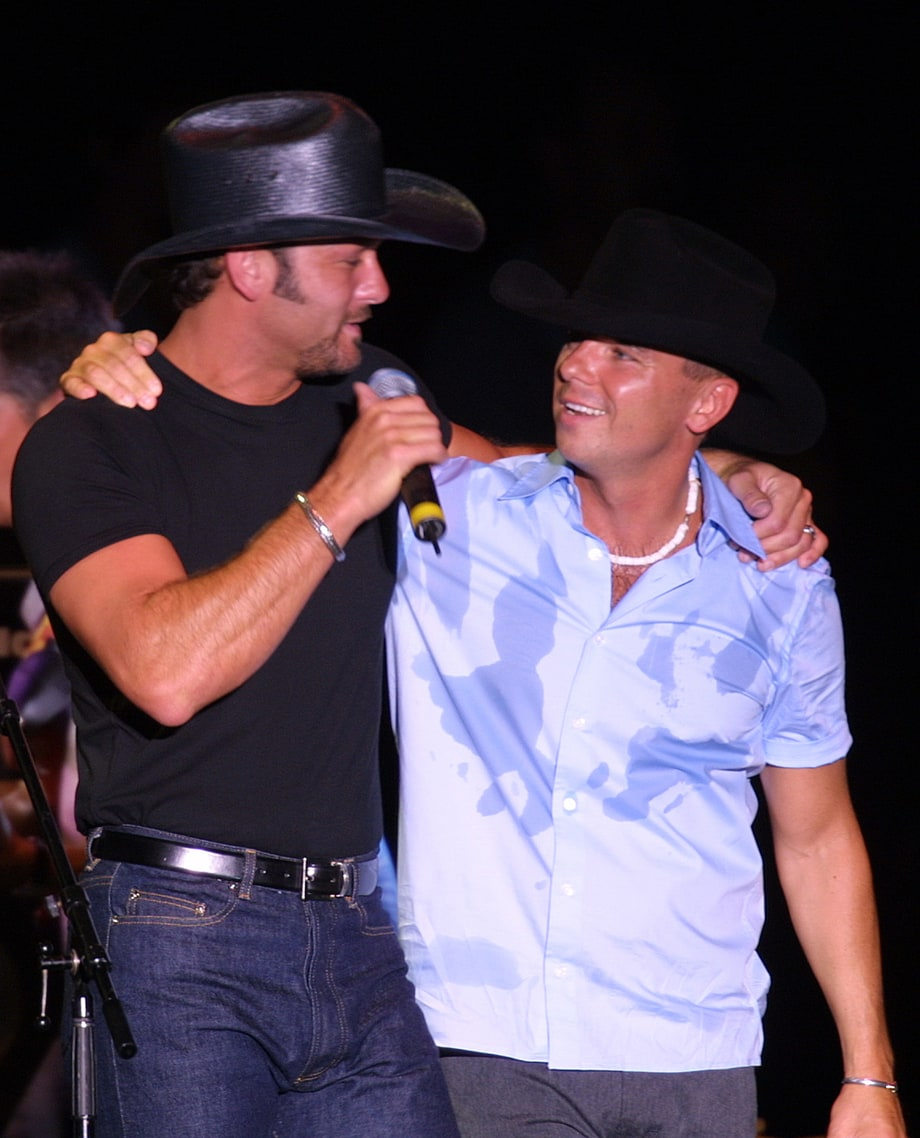 Tim McGraw and Kenny Chesney's Horseplay