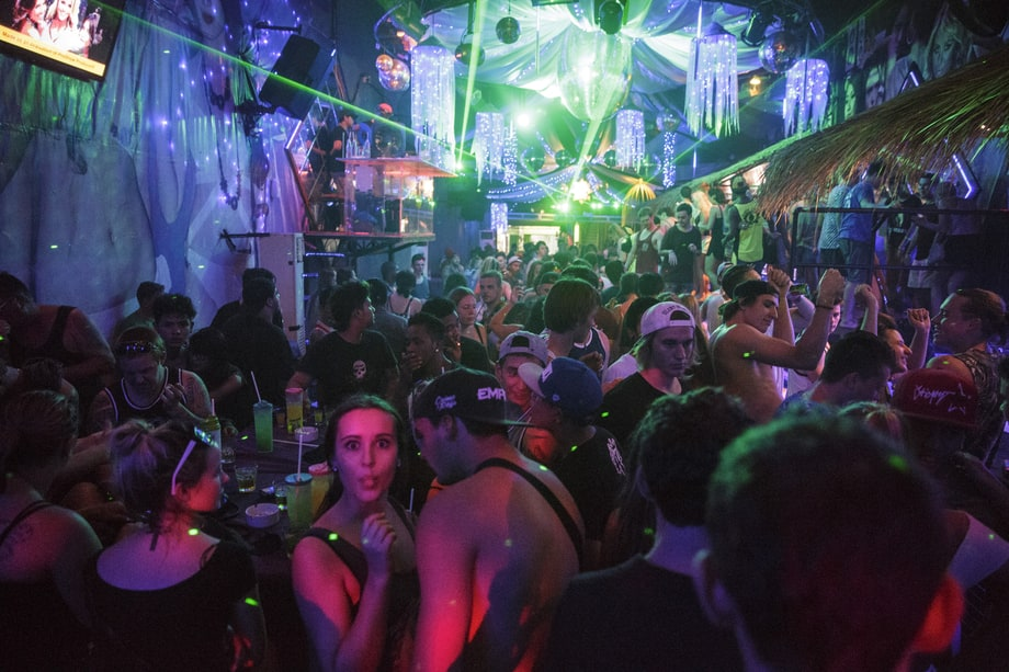 Four Trips That Do Spring Break Debauchery Right